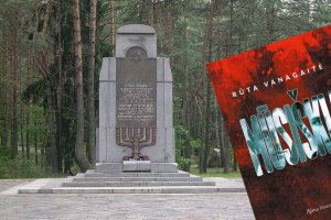 """Ksi��ka o ofiarach Holokaustu, kt�ra wstrz�sn�a Litw�. Nak�ad """"Naszych"""" wykupiony w trzy dni"""