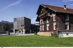 Architektura Vorarlbergu - ładnie i ekologiczna
