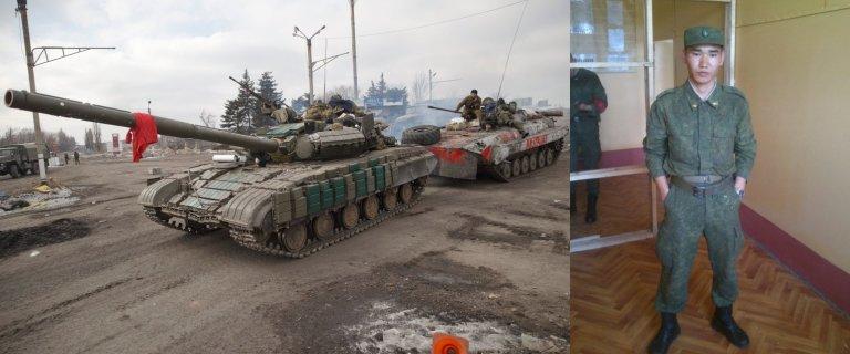 """""""Wje�d�amy czo�giem na Ukrain�, a w radiu m�wi�, �e tu nie ma wojny"""". Opowie�� rosyjskiego �o�nierza"""