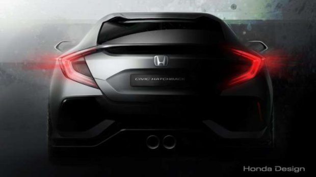 Salon Genewa 2016 | Oto nowa Honda Civic