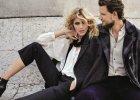 Anja Rubik znów pozuje z mężem. Modelka i Sasha Knezevic reklamują CCC w paryskiej sesji [WSZYSTKIE ZDJĘCIA]