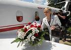 """Gosiewska: Mój mąż został zamordowany pod Smoleńskiem. Mówi też o """"seryjnym samobójcy"""""""