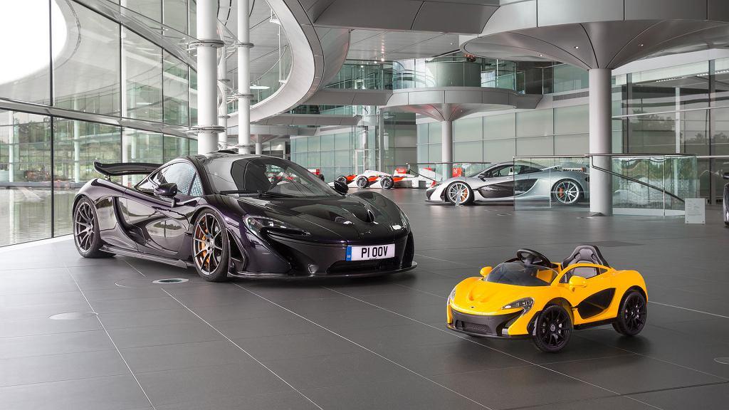 Zabawka McLaren P1