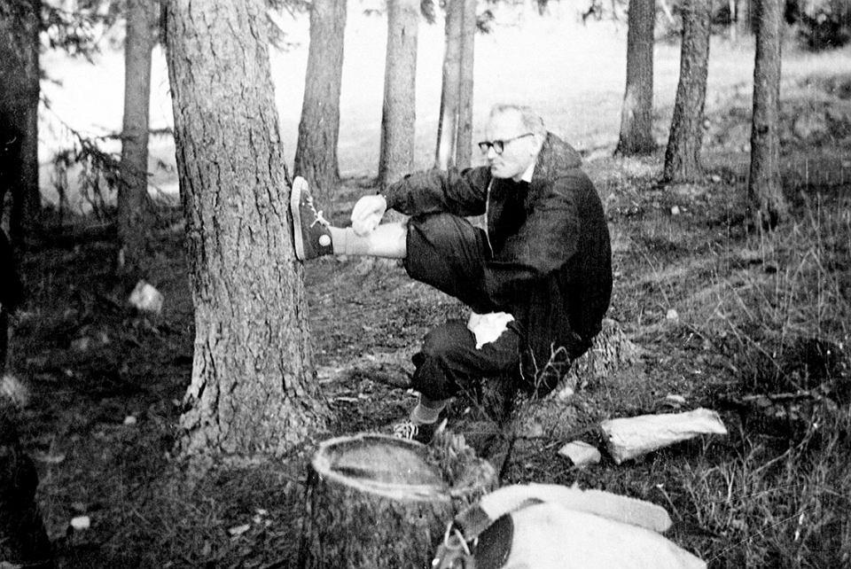 Karol Wojtyła prywatnie