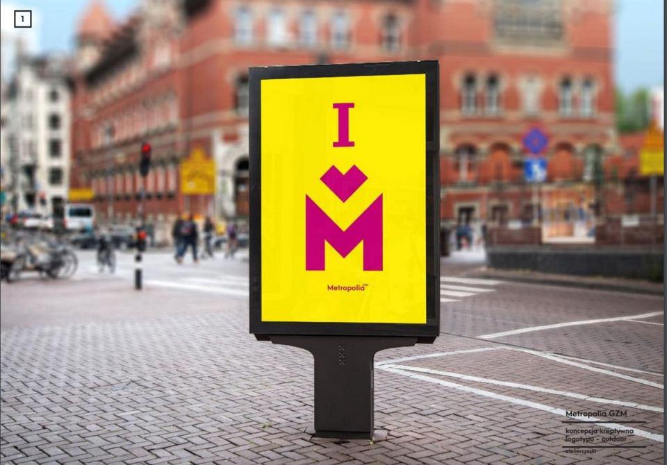 Zdjęcie numer 3 w galerii - Metropolia ma swoje logo. To wielkie M i wygląda świetnie