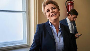 Wybory samorządowe 2018 w Łodzi. Hanna Zdanowska przedstawiła swój program wyborczy dla seniorów
