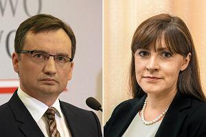 Precedensowy proces. Sędzia pozwała ministra sprawiedliwości za komunikat na stronie internetowej