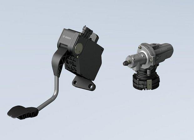 eClutch - elektroniczne sprzęgło Boscha