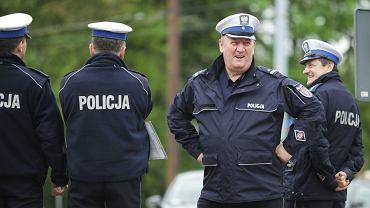 Policja w Łodzi