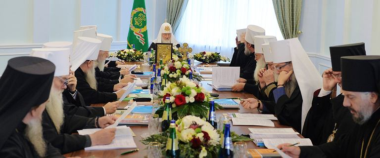 Patriarchat Moskiewski zrywa stosunki z Konstantynopolem. Poszło o Ukrainę