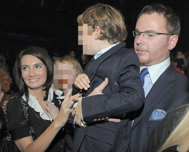 Dominika Kulczyk-Lubomirska, ksi��� Jan Lubomirski-Lanckoro�ski, dzieci