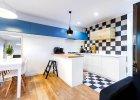 Oryginalne mieszkanie m�odej pary