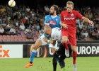 Napoli i Club Brugge gromi� w meczach ligowych