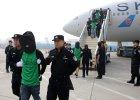 Kenia deportowa�a 45 obywateli Tajwanu do... Chin