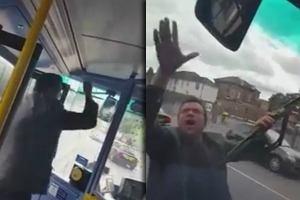 """Polski kierowca autobusu zaatakowany przez Brytyjczyka. """"Wracaj do swojego kraju, pi*do!"""""""