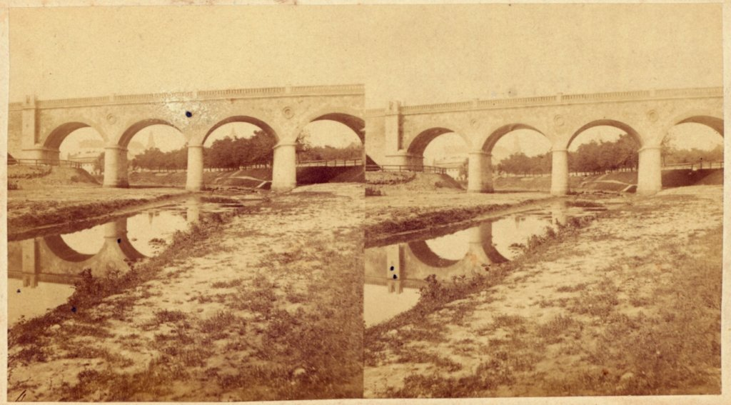 Stara Wisła, nowy most