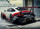 Porsche 911 RSR | Z centralnym silnikiem