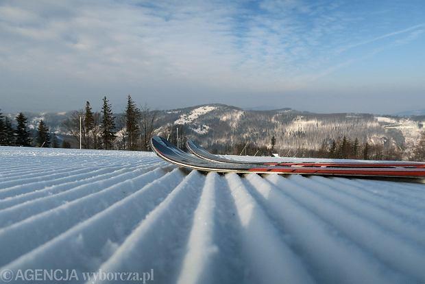 Zdjęcie numer 2 w galerii - Szczyrk nową zimową stolicą Polski?