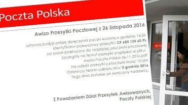 Poczta Polska ostrzega przed fałszywymi mailami