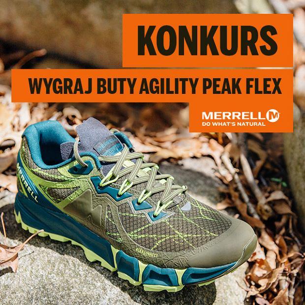 Merrell Agility Peak Flex - konkurs
