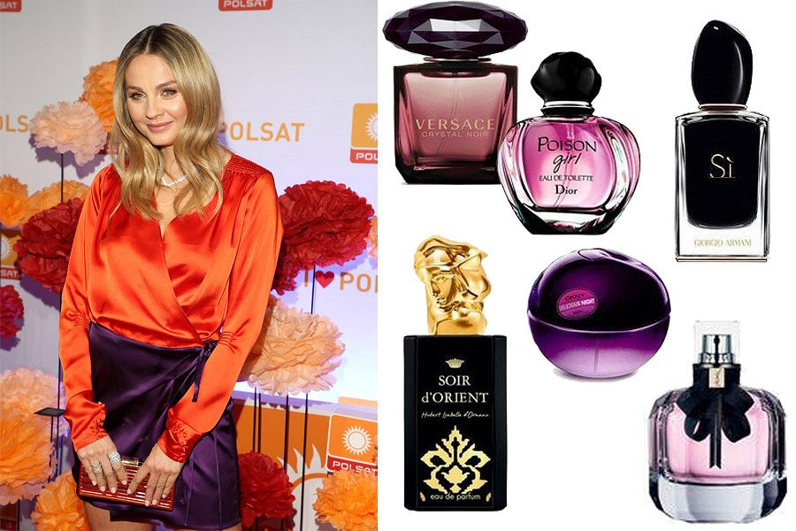 Kolaż, perfumy dla kobiety z klasą/Materiały partnera