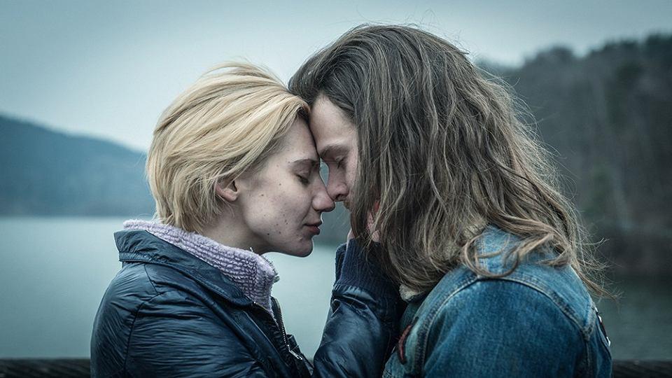 Kadr z filmu 'Twarz' Małgorzaty Szumowskiej