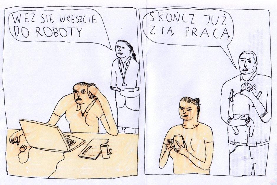 Koza dla Gazeta.pl [11] - Rys. Janek Koza