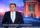 """""""Wiadomo�ci"""" donosz�: Tusk zast�pi Schetyn� Hann� Gronkiewicz-Waltz [RECENZJA]"""