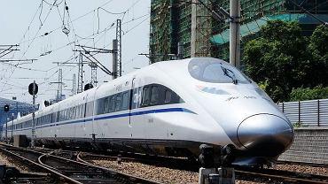 CRH380 - superszybki pociąg