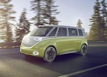 Salon Detroit 2017 | Volkswagen I.D. Buzz | Microbus przyszłości
