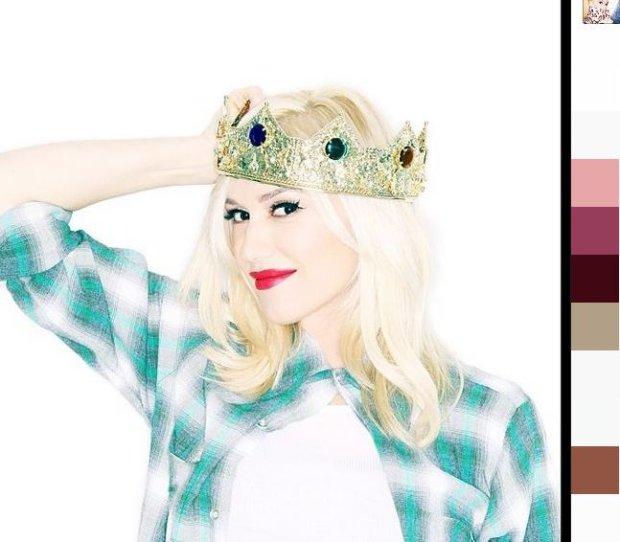 """Gwen Stefani w końcu opublikowała w całości piosenkę """"Spark The Fire""""."""