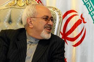 """Szef MSZ Iranu: Atakuj�c Syri�, USA wzniec� ogie� na Bliskim Wschodzie. """"Pod�eganie do wojny"""""""