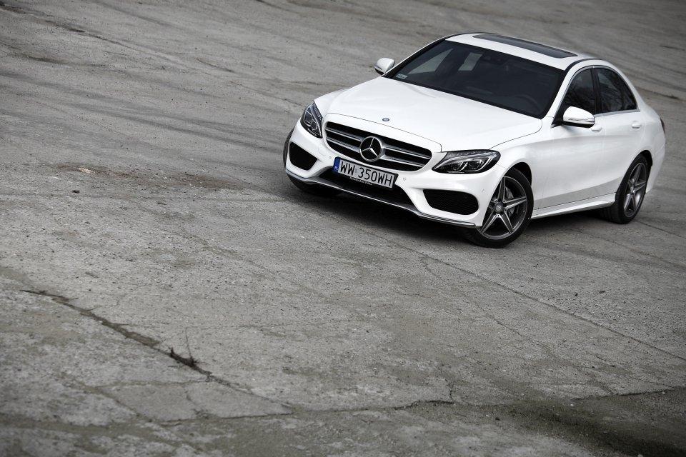 Mercedes C200