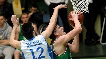 Legia przegrała w Inowrocławiu z Notecią 59:79