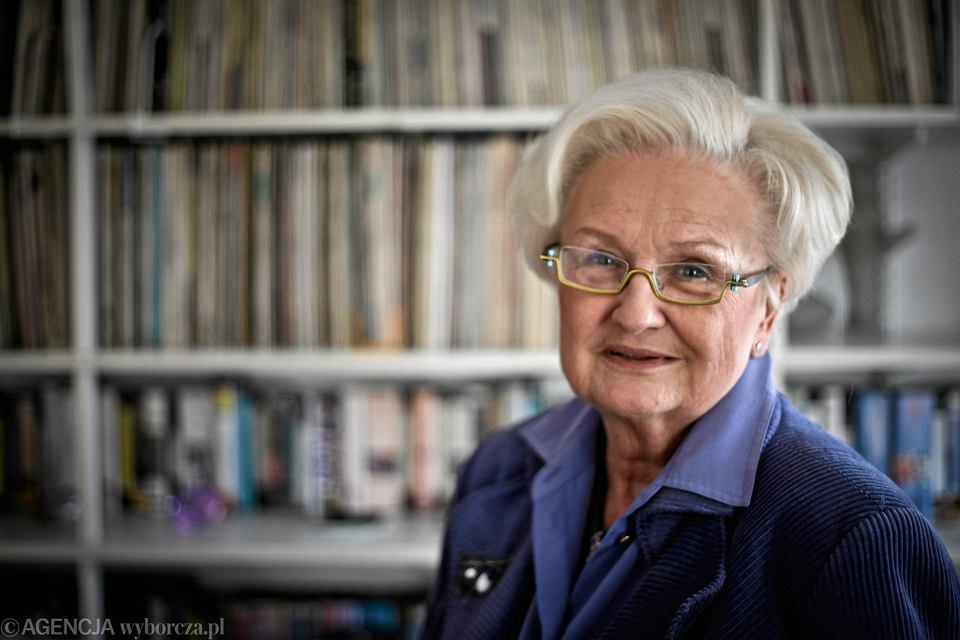 Prof. Ewa Łętowska, sędzia Trybunału Konstytucyjnego w sprawie spoczynku
