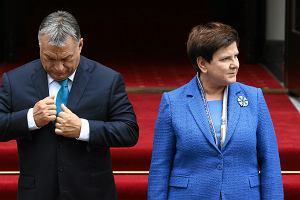 """Orban chwali rząd PiS. """"Podważanie praworządności w Polsce to jakaś inkwizycja"""""""