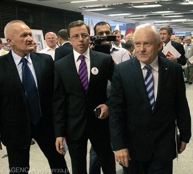 Dariusz Jo�ski i Leszek Miller