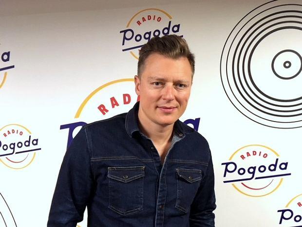 Rafał Brzozowski w Radiu Pogoda, wywiad