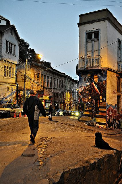 Valparaiso (Chile) / fot. Davidlohr Bueso/CC/Flickr.com