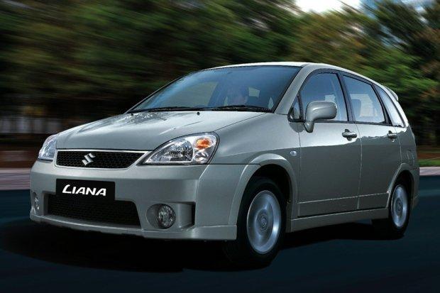 Suzuki Liana (2001-2007)