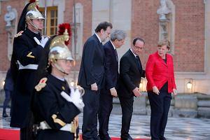"""Francja, Niemcy, Włochy i Hiszpania za Unią dwóch prędkości. Hollande: """"Jedność nie oznacza jednolitości"""""""