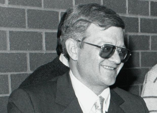 Tom Clancy w 1989 roku