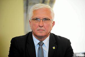 """""""Chory system naszym kosztem"""" - prezydent Tyszkiewicz podsumowuje zako�czony strajk g�rnik�w"""