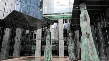 Warszawa, budynek Sądu Najwyższego
