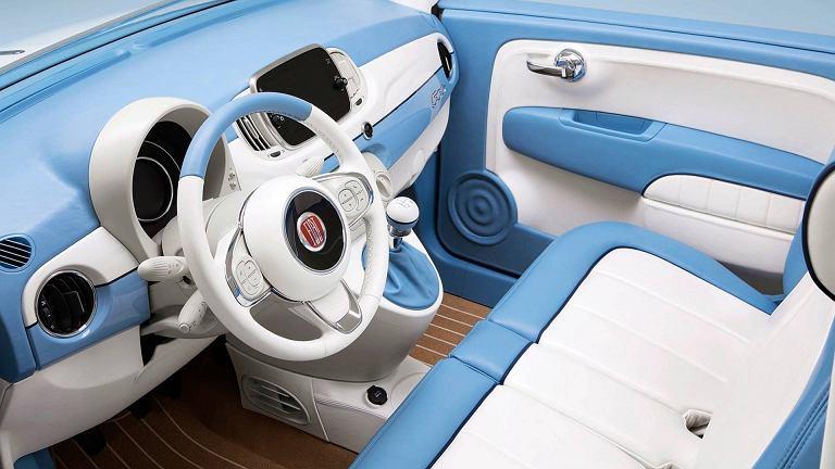 Fiat 500 Spiaggina By Garage Italia