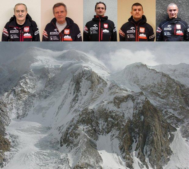 Zdjęcie numer 1 w galerii - Rok temu Polacy zdobyli Broad Peak. Historia ataku szczytowego