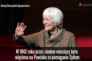 Żegnamy Alinę Janowską