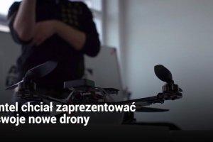 """Niezwyk�y """"taniec dron�w"""" pobi� dwa rekordy Guinessa"""