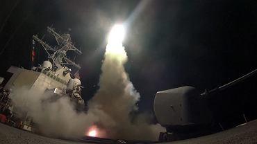 Jedna z najgłośniejszych decyzji prezydenta USA Donalda Trumpa: atak na reżim Asada w Syrii z użyciem pocisków tomahawk w kwietniu 2017 r.