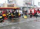 B�d� zarzuty dla kierowcy autobusu po wypadku w centrum